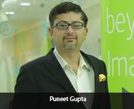 Puneet Gupta, CTO, Brillio
