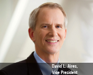 David L. Aires, Vice President, IT Group & General Manager, IT Operations, Intel Corporation