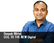 TO THE NEW Digital: Spearheading the Social Media Analytics Revolution