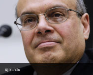 Ajit Jain selected as the front runner to succeed Buffett