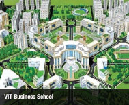 VIT Business School: Traversing on the Path of Progress & Excellence