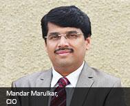 Mandar Marulkar, CIO, KPIT Technologies