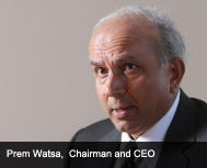 Indian born Prem Watsa Gulps Blackberry