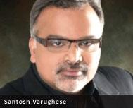 Santosh Varughese, CIO, Cognetyx