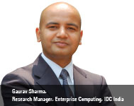 By Gaurav Sharma, Research Manager, Enterprise Computing, IDC India