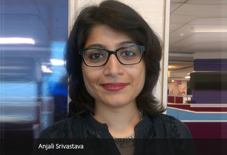 Anjali Srivastava, VP & Head - Marketing Communications, ACL Mobile