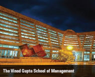 The Vinod Gupta School of Management: Adding Quality to Education