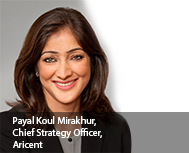 Payal Koul Mirakhur, Chief Strategy Officer, Aricent