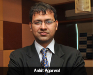Ankit Agarwal, Fund Manager, Centrum Broking