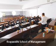 Krupanidhi School of Management: Nurturing the Best Managerial Talents in the Country