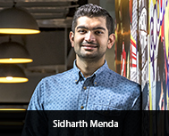 Sidharth Menda, CEO, CoWrks