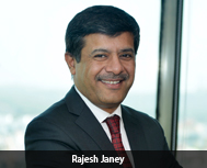 Rajesh Janey – Managing Director  & President, Dell EMC