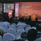 Nasscom Conclave:  Advice, Knowledge, and Guy who Thinks Different