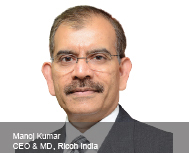Ricoh India: Leading the Market with Impeccable 360OSolutions