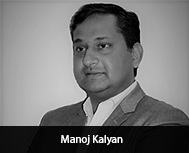 Manoj Kalyan, Associate VP, Brillio