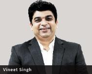 Vineet Singh, Head - Digital Services, Intex Technologies
