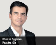 Taxi Aggregator Ola Raises Rs.2495 Crore in Series E Round of Funding