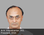 By M.N. Vidyashankar, IAS, President, IESA (India Electronics & Semiconductor Association)