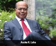 Asoke K. Laha, Founder & CEO, Interra Information Technologies,  Inc.
