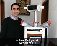 By Antonio Espingardeiro, Member of IEEE and Robotics Inventor & Researcher