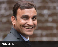 Nilesh Jain, Country Manager - India & SAARC, Trend Micro