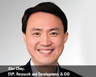 Alex Choy, EVP, Research and Development, & CIO, Emdeon Inc