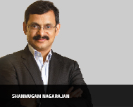 Shanmugam Nagarajan, Co-Founder & Chief People Officer, [24]7 Inc.