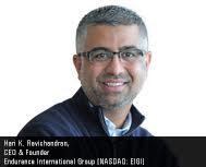 Hari K. Ravichandran: Unconstrained Endurance