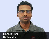 Mahesh Herle, Co-Founder, Goodbox