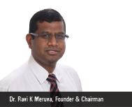 Ravi K Meruva: Multi-Dimensional Entrepreneur Staying True to His Roots