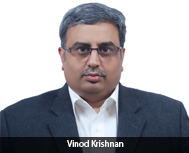 Vinod Krishnan, Chief Information Officer, Usha International