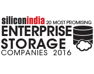 20 Most Promising Enterprise Storage Solutions - 2016