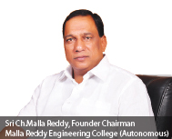 Malla Reddy Engineering College (Autonomous): Contriving the Future Planners and Developers