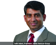 By Safir Adeni, President, TiE Hyderabad & Managing Director, Ineda Venture Group