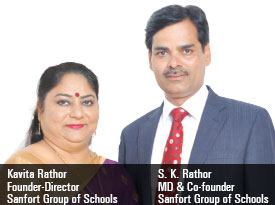 Sanfort Group of Schools: Where Growth is inevitable