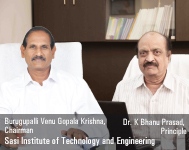 Sasi Institute of Technology and Engineering: Constructing a Better Tomorrow for the Rural Students
