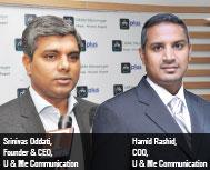 U&Me Communication: Transforming Enterprise Communication through Ultra-Secure Mobile Messaging App