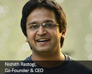 Nishith Rastogi, Co-Founder & CEO, Locus