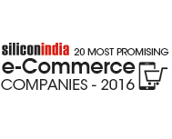 20 Most Promising e-Commerce Companies - 2016