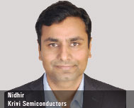 Krivi Semiconductors: Joined the Elite Club by Pioneering Inimitable Features