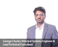 George Chacko, Principal Systems Engineer & Lead Technical Consultant, Brocade India