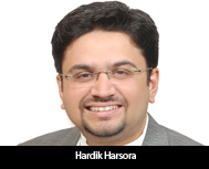 Hardik Harsora, Co- Founder, Effex Business Solutions