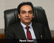 Piyush Tiwari, Director-Commercial & Marketing, India Tourism Development Corporation (ITDC)