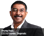 Anurag Avula, CEO & Founder, Shopmatic