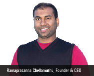 Ramaprasanna Chellamuthu: From an Under-performer to a Revolutionary Entrepreneur