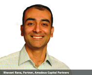 By Bhavani Rana, Partner, Amadeus Capital Partners