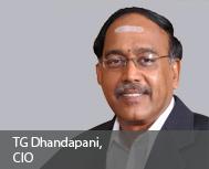 T G Dhandapani