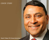 Dinesh C. Paliwal: The Rainmaker