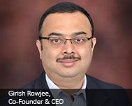 Girish Rowjee, Co-Founder & CEO, Greytip Software