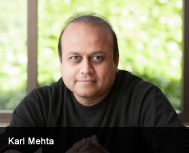 Karl Mehta to Solve Developing  World Public Service Problems